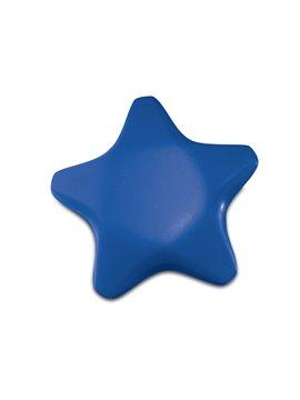Antiestres Desestresante en forma de Estrella - Azul