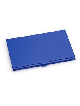 Tarjetero Easy Estuche compacto para Tarjetas - Azul