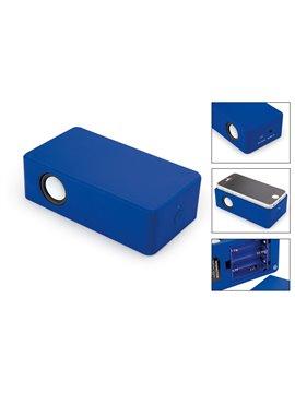 Altavoz Parlante Square Tecnologia De Interaccion - Azul