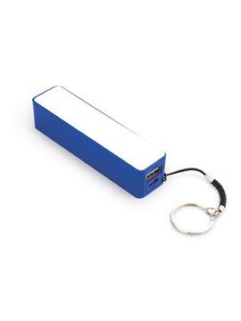 Bateria Externa iPhone Samsung Camaras MP3 Llavero - Azul