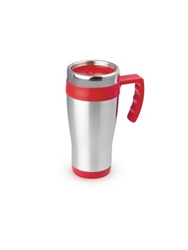 Mug Pocillo Viajero Spike 450 Ml / 16 Oz