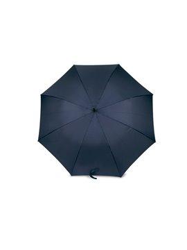Sombrilla Paraguas 23 Pulgadas 8 Cascos Mia Mango Curvo - Azul Oscuro