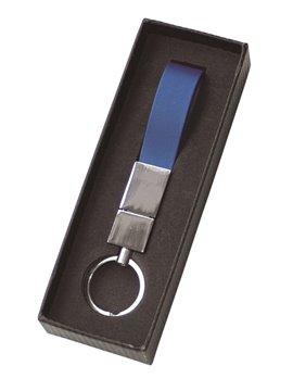 Memoria USB Comet 4 GB con argolla para llavero - Azul