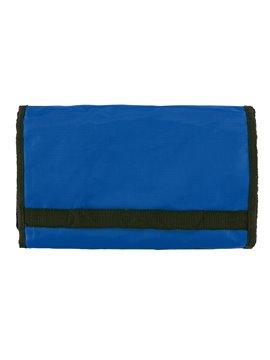 Bolsa Tula Shopping Bag Plegable En Velcro Con Agarraderas - Azul rey