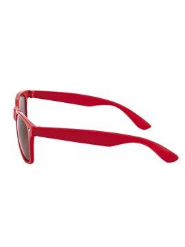 Gafas Lentes Plegables De Sol Fashion Filtro UV 400 - Rojo
