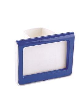 Bola Antiestres Neon 5 Cm En Poliuretano - Azul