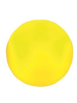 Bola Antiestres Neon Li En Poliuretano - Amarillo