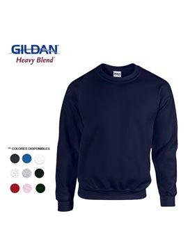 Gildan Buso Sencillo Talla S Poliester 279 gr - Azul Marino