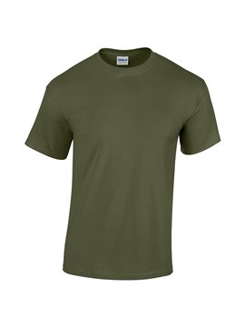 Gildan Camiseta Talla XL T Shirt Adulto Cuello Redondo - Verde Irlandes