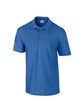 Gildan Camiseta Polo Adulto Talla Xl Poliester 220 gr - Royal