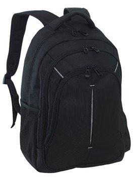 Maleta Morral Porta Laptop Polyester 1680D - Negro