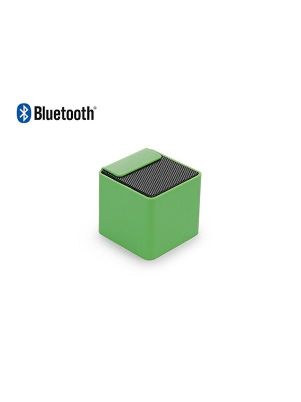 Altavoz Vibra Bluetooth Recargable Bateria De Polimero - Verde Limon