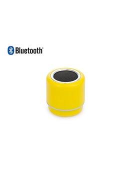 Altavoz Rolling Bluetooth De Alta Definicion Alcance 10 mts - Amarillo