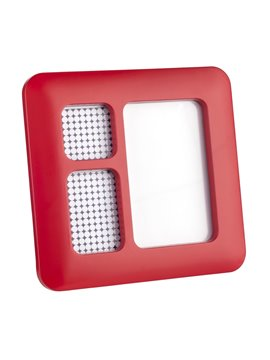 Reloj Digital Plastico Con Correas De Silicona Tucker - Azul