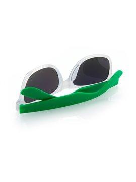 Gafas De Sol Harvey Proteccion UV 400 Lentes En Acrilico - Verde