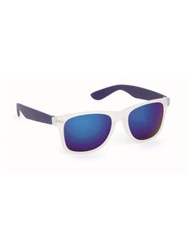 Gafas De Sol Harvey Proteccion UV 400 Lentes En Acrilico - Azul