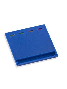 Nevera Cooler Bag Twister Con Interior En Aluminio - Azul Oscuro