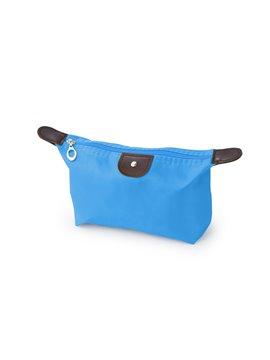 Gorro Fleece Ovejero Termico Capucha - Azul Oscuro
