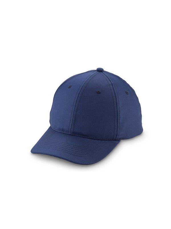 Gorra Cachucha Modena En Poliester 6 Paneles Cierre Velcro - Azul Oscuro