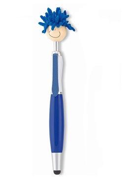 Pastillero Giratorio Elaborado en Plastico Con Dispensador - Azul