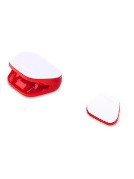 Llavero Linterna Elaborado en Plastico Key 1 LED Con Stylus - Amarillo