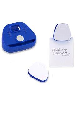 Llavero Linterna Elaborado en Plastico Key 1 LED Con Stylus - Negro
