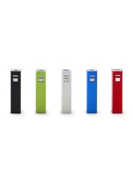 Pila Bateria Recargable Logik Capacidad de 2200mAh - Azul