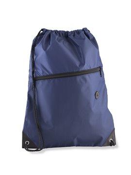 Tula Morral Sporty Bag Whip Con Salida Para Audifonos - Azul Oscuro