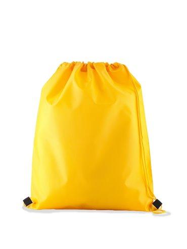 Tula Maleta Morral Sporty Bag Aspen En Lona Poliester 210D - Amarillo