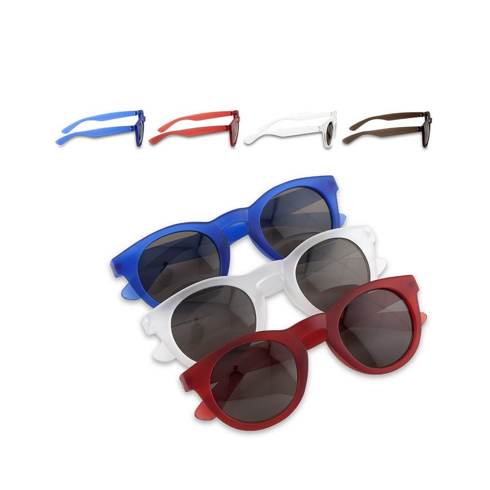 Gafas Lentes Lennon Montura Plastica Proteccion UV 400 - Negro
