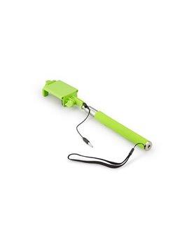 Palo Selfie Brazo Extensible en ABS Stick Great - Verde Limon