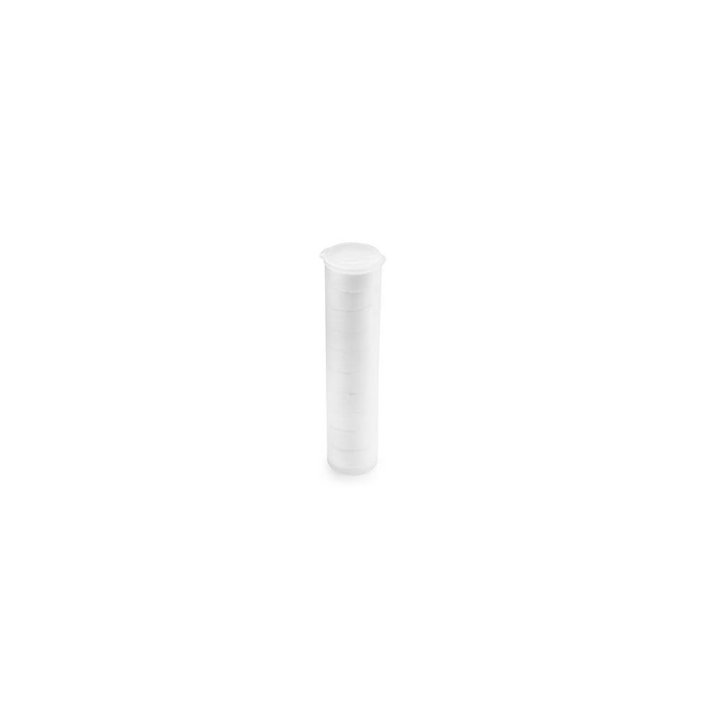 Set Estuche Plastico Toallas Comprimidas - Transparente