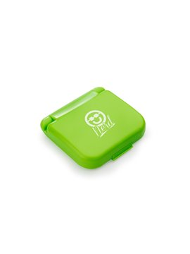 Parlante Altavoz Bluetooth Hockey Redondo 400mAh - Verde Limon