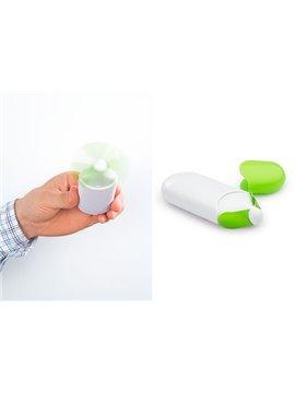 Audifonos Bluetooth y Cable como aro Llavero - Verde Limon