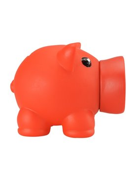 Pesa Digital Travel Interruptor Usa Pila Boton 3V 40 kg Max - Naranja