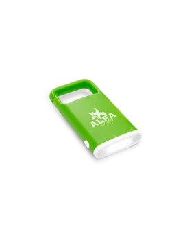 Sostenedor Celular Holder Multifuncional Desk En ABS - Verde Esmeralda