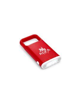 Cuaderno Libreta Doble O Young con Cubierta en PU - Rojo