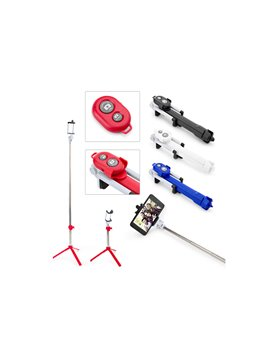 Ventilador Cool Mini para Iphone 5, 6 y 7 Conexion Micro Usb - Rojo