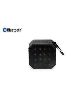 Audifonos Bluetooth Case Funcion Manos Libres en ABS - Azul Rey