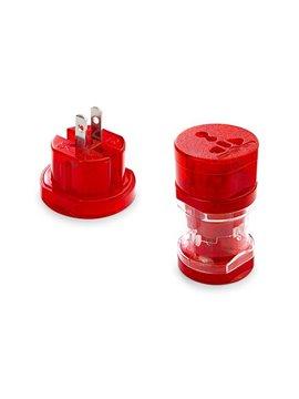 Linterna 5 en 1 Droit Iman Destapador y Sostenedor Celulares - Rojo