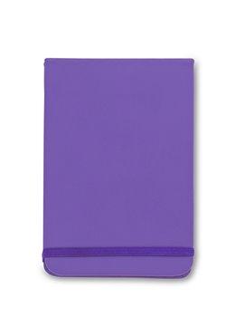 Cuaderno Libreta Elemental 40 Hojas y Adhesivos Tamaño A6 - Verde Limón