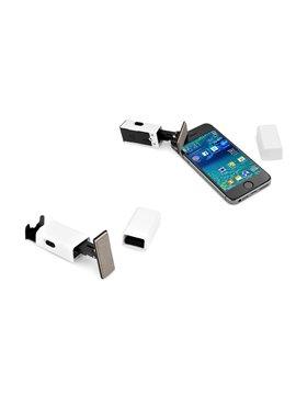 Cable de Carga Iphone Elaborado en TPE con Estuche en PP - Negro