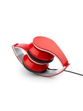 Cargador Shed de Pared con 2 Puertos USB - Rojo