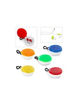 Limpiador de Gafas Sun Paño en Microfibra Y Estuche en PVC - Rojo