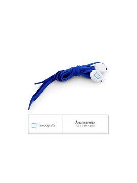 Esfero Boligrafo Cancun Solido Apertura Twist y Resaltador - Azul Oscuro