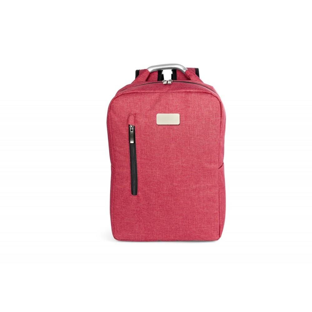 Bolso Maleta Portalaptop Ginebra Agarradera en Aluminio - Rojo