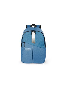 Esfero Boligrafo Edimburgo con Acabado Geometrico ABS - Azul Rey