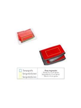 Lonchera Active en Poliester con Interior Metalizado - Rojo