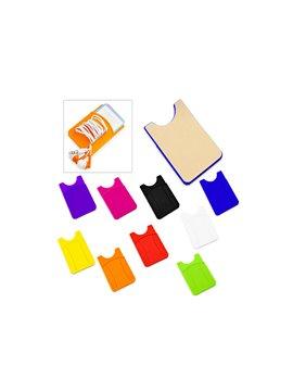 Bolsa Febo Non Woven incluye Porta Llaves y Bolsa con Fuelle - Rojo