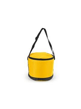 Lonchera Mini Can Conserva la Temperatura Interior Aluminio - Amarillo